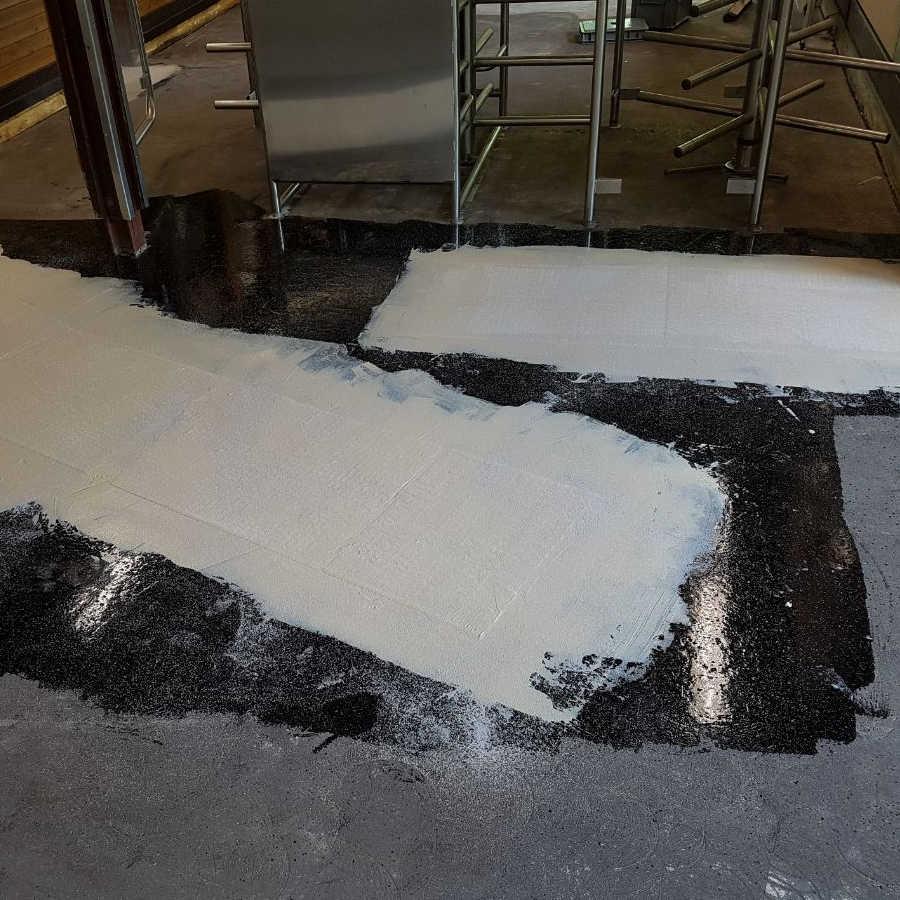 Bodenbelag für Eislaufanlage Illerau 2