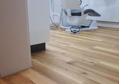 Bodenbelag für Zahnarztpraxis