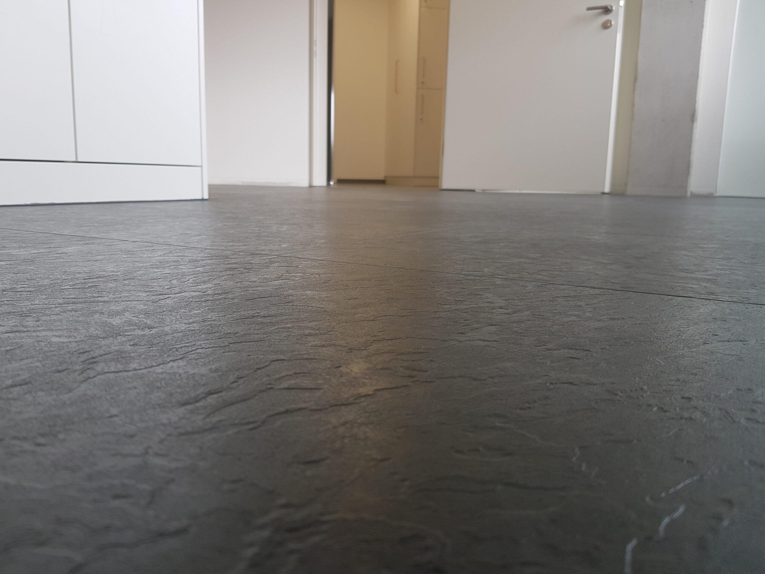 Kautschuk-Bodenbelag für Ärztehaus 3